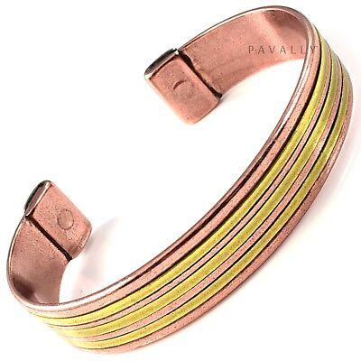 Extra Small COPPER MAGNETIC BRACELET bangle arthritis pain relief carpal tunnel