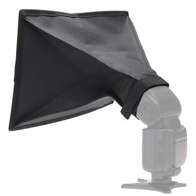 15*17cm Universal Mini Portable Softbox Diffuser for Flash Speedlite GI