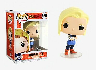 Funko Pop Animation: Dragon Ball Z™ - Android 18 Vinyl Figure Item #36403