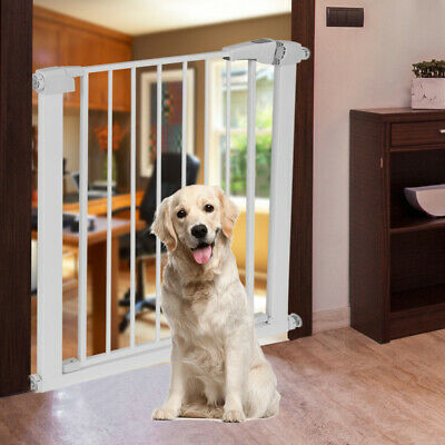 Pressure Fit Stair Gate Safety 1St Secure Tech Child Baby Pet Safety 87-97cm