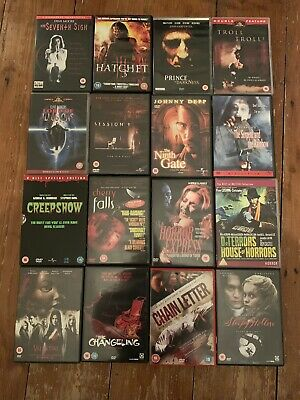 Horror - DVD Collection (34+ Films)