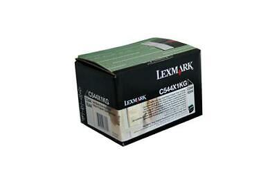 Lexmark C544X1KG Black Toner Cartridge (Genuine)