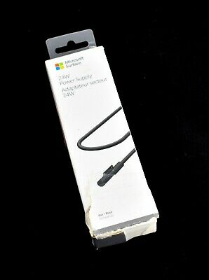 Microsoft Surface 24W Power Supply Adaptateur secteur (KVG-00001) Black-170kh