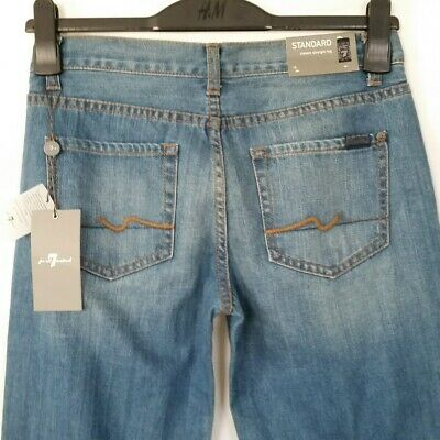 New 7 for all mankind Boys Jeans Size 16 Standard -E09