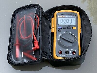 U S A  FLUKE 83V, 87V, 88V Original LCD Display, Meter