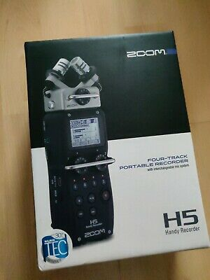 ZOOM H5 HANDY Recorder plus Accessory Pack for H5,16GB SD