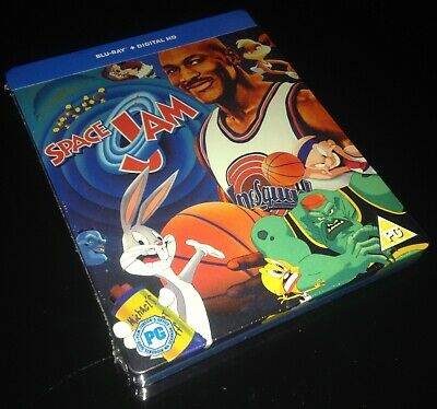 Steelbook Blu Ray Space Jam Neuf // Edition Zavvi Limited // Audio Fr