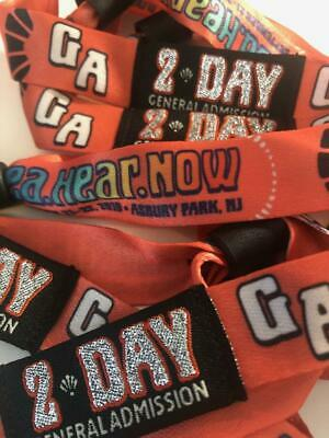 2019 SEA.HEAR.NOW Festival.  - General Admission 2-Day GA Weekend Wristbands -