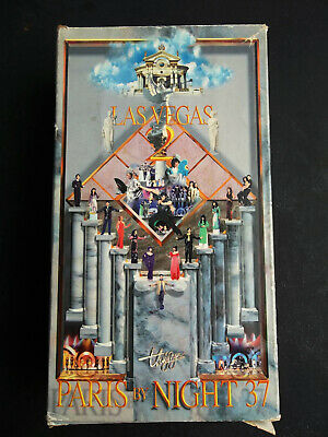 Thuy Nga Paris by Night 37 LAS VEGAS 2 Vietnamese Music VHS 2-tape Set