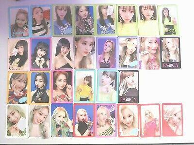 Twice Fancy You Official Photocards