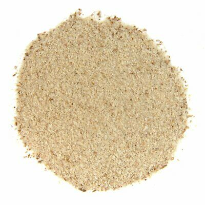Organic Powdered Psyllium Husk, 16 oz (453 g) - Frontier Natural Products