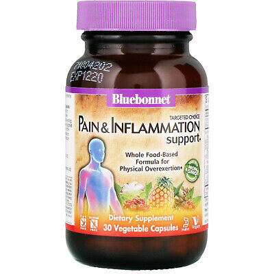 Targeted Choice, Pain & Inflammation Support - Bluebonnet Nutrition