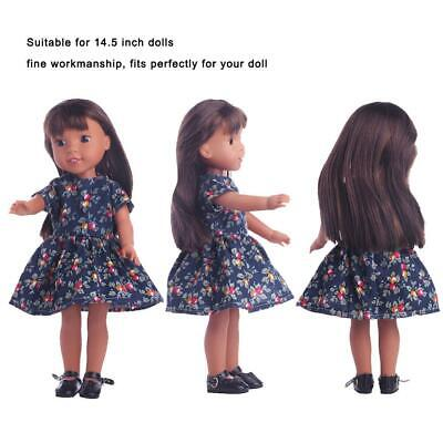 High Quality Handmade Doll Clothes Dress Costume for 14.5 Inch Girl Best Gift