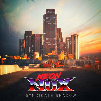 Neon Nox - Syndicate Shadow // Vinyl LP limited to 150 copies retrowave