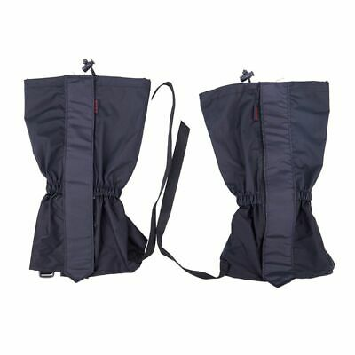 1X(1 Pair Waterproof Outdoor Snow Legging Gaiters Ski Gaiters for Hiking Wa T5A2