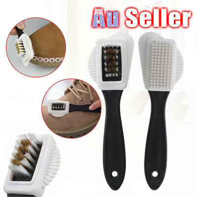 Shoe Suede Leather Boot Nubuck Cleaner Cleaning Brush AZ Shoes