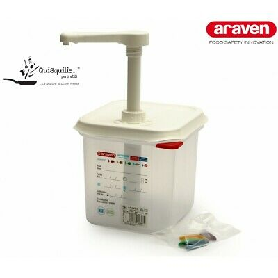 Araven Dispenser Salse Con Dosatore