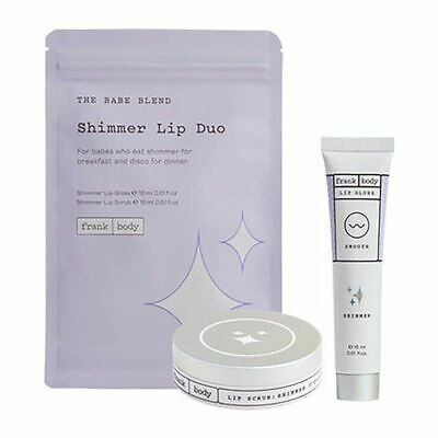 Frank Body Duo Lèvres Chatoyant