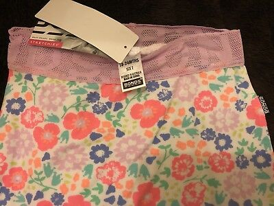 Bonds Target Exclusive New Floral Leggings (Size 2) BNWT