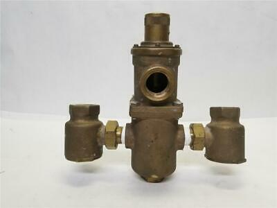 "1-1/4"" Commercial Mixing Valve and two Check Valves"