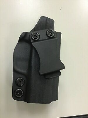 Iwb Kydex Holster For Sig Sauer P365 Black Right Hand