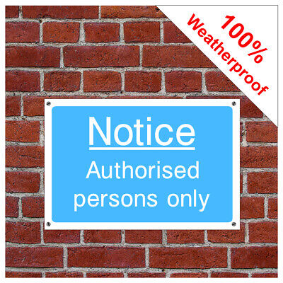 A tidy are is a safe area Health and safety signs CONS006 extremely durable