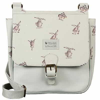 Wrendale Designs Satchel Bag - Leaping Hare