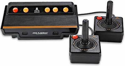 Atari Flashback 8 Classic Retro Console with 105 Built-In Games and Joysticks