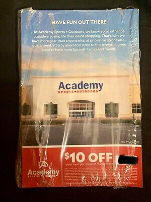 graphic regarding Academy Sports Coupons $10 Off Printable named 100 ACADEMY Discount coupons $10 Off x100 \u003d ($1,000 OFF!) - $15.00
