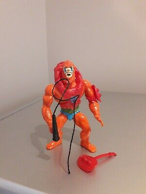 Rare He-Man And The Masters Of The Universe BEAST MAN Figure 1981 100% Complete
