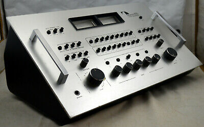 NAKAMICHI 610 Control PREamplifier Cleaned&Tested Works!!!