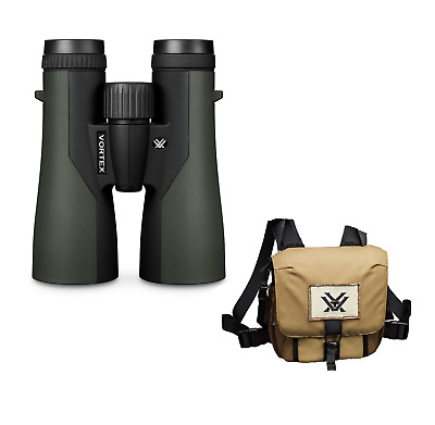 Vortex 10x42 Crossfire HD Binoculars CF-4312 - With GlassPak Harness Case