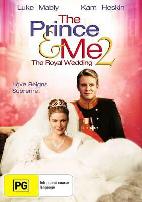 The Prince & Me 2 - The Royal Wedding (DVD, 2008)