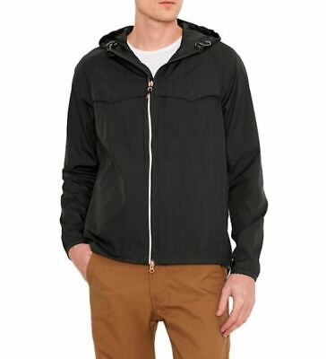 Levi's Men's Commuter Iii Graphite Jacket Windbreaker 17438-0000 Black