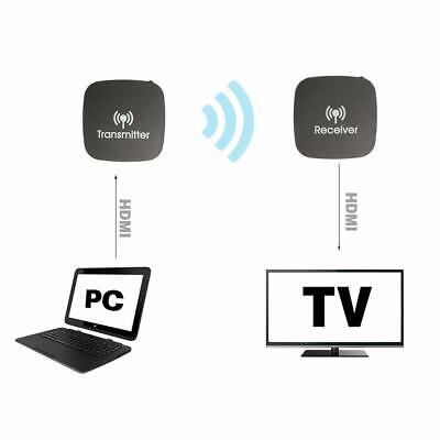Wireless HDMI 5G HD AV Transmitters & Receiver Kit