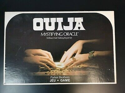 Vintage 1972 Made in Canada Classic Ouija Board Game Vintage