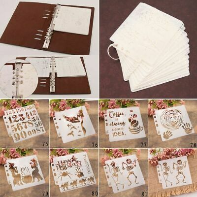 Layering Embossing Stencil Template For Wall Painting Scrapbooking Stamp DIY