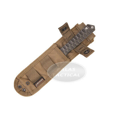 Emerson Tactical Knife Sheath Pouch Scabbard Case MOLLE Bag for SGO M37 140