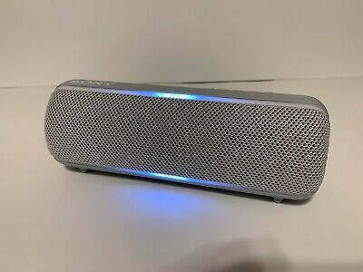 Sony SRS-XB22/H White Extra Bass Portable Bluetooth Speaker