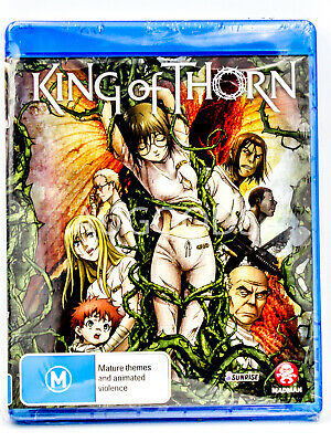 King of Thorn - Bluray Disc RARE FILM MOVIE PAL DVD NEW SEALED AUSSIE STOCK