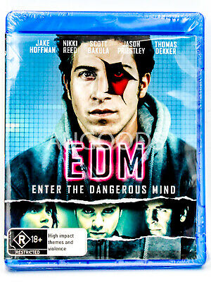 EDM - Bluray Disc RARE FILM MOVIE PAL DVD NEW SEALED AUSSIE STOCK
