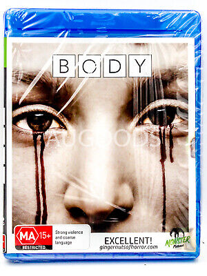 Body - Bluray Disc RARE FILM MOVIE PAL DVD NEW SEALED AUSSIE STOCK
