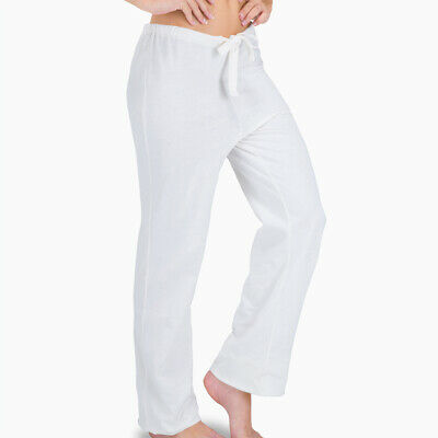 Cottonique Women's Drawstring Lounge Pants made from 100% Organic Cotton