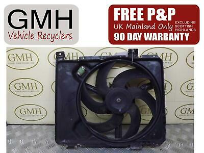 Alfa Romeo Spider 2.0 Petrol Engine Cooling Motor Radiator Fan Ac 1996-06 ‹