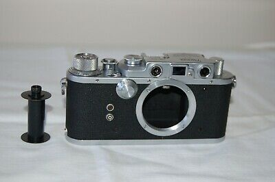 Nicca-3s RARE Vintage 1952 Japanese Rangefinder Camera. Serviced. 67402. UK Sale