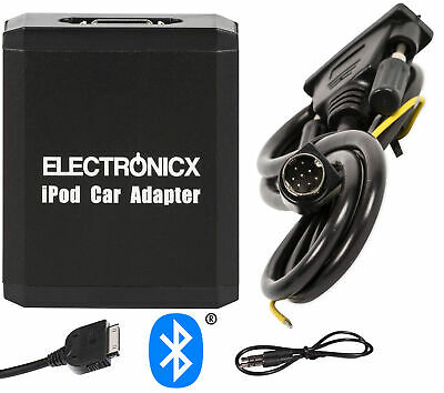 Adapter AUX Bluetooth for iPhone iPad iPod for Volvo SC Radio