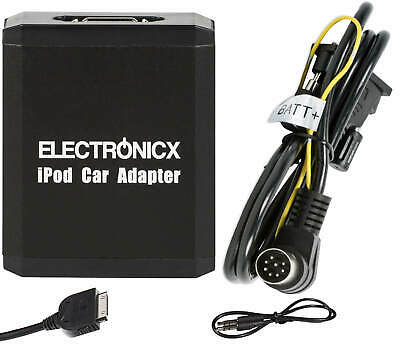 Adapter AUX for iPhone iPad iPod for Volvo HU Radios