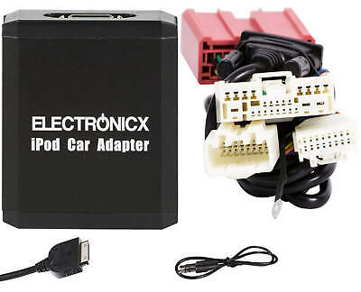 Adapter AUX for iPhone iPad iPod for Mazda from 2009
