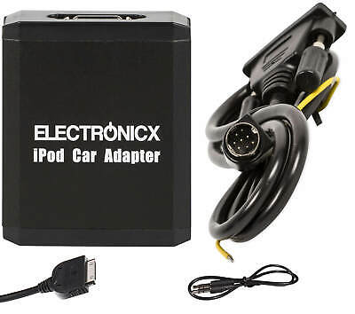 Adapter AUX for iPhone iPad iPod for Volvo SC Radios