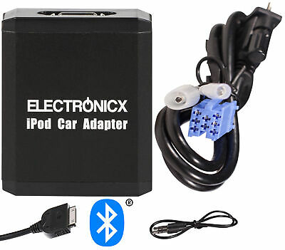 Adapter AUX Bluetooth for iPhone iPad iPod for Blaupunkt